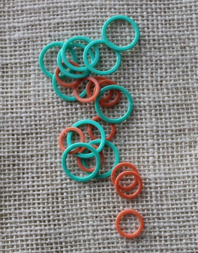 Jumbo Stitch Ring Markers
